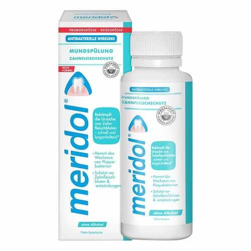 Meridol Mundspül Lösung - 1