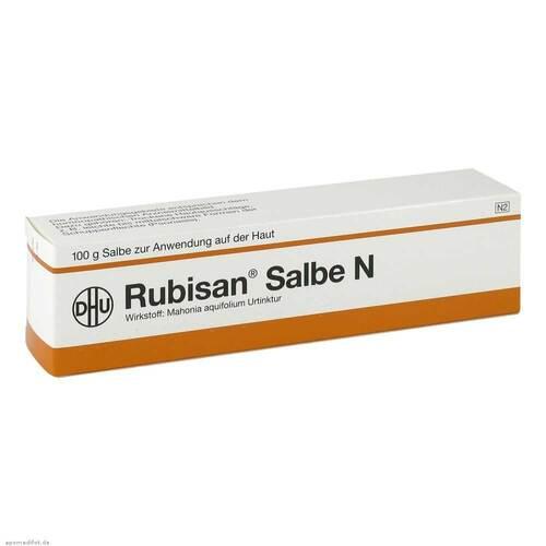 DHU Rubisan Salbe N - 1