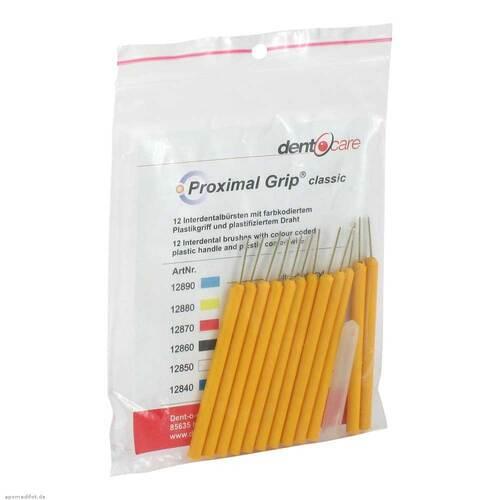 Proximal Grip xxxx-fein gelb Interdentalbürste - 1