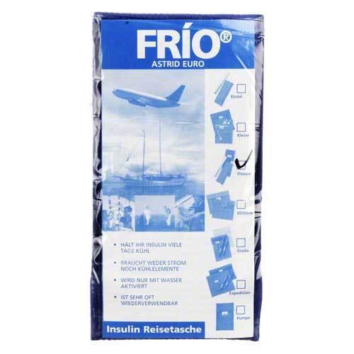 Frio Kühltasche Doppel - 1