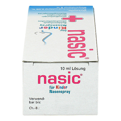 Nasic für Kinder Nasenspray - 4