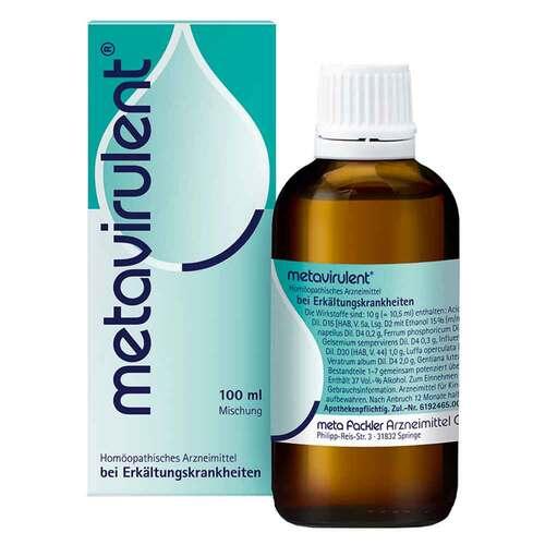 Metavirulent Tropfen zum Einnehmen - 1
