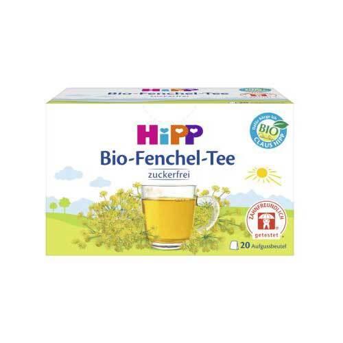 Hipp Bio Tee Fenchel im Aufgussbeutel - 1