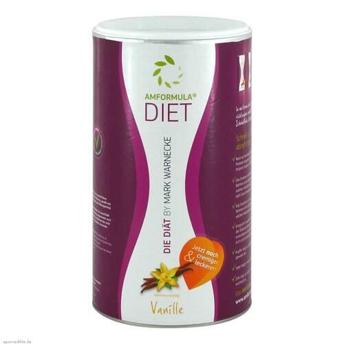Amformula Diet Vanille Pulver - 1