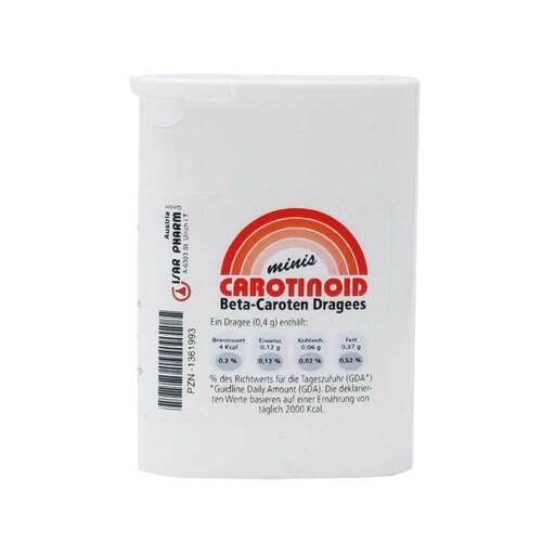 Carotinoid Minis Dragees - 1