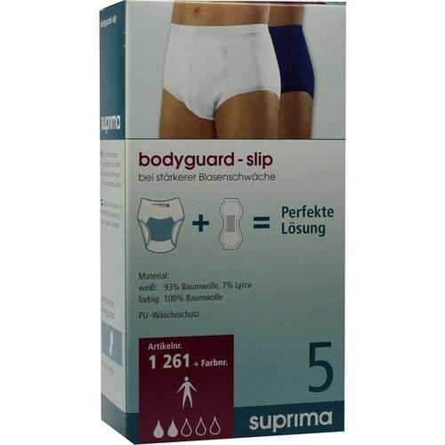 Suprima Slip Body Guard 1261 Größe 7 weiß - 1