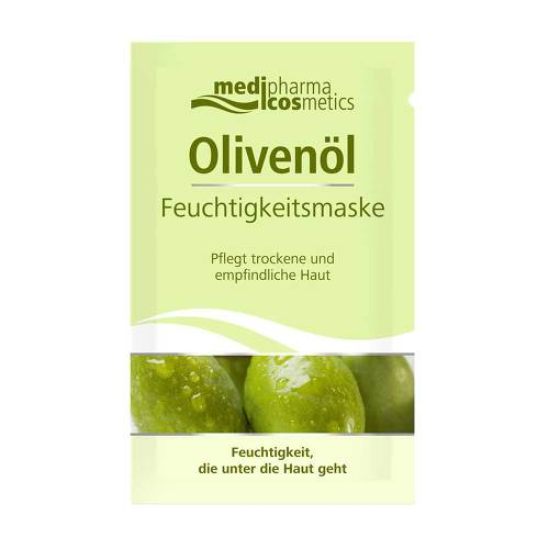 Olivenöl Feuchtigkeitsmaske - 1
