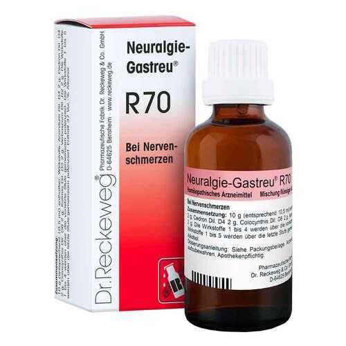 Neuralgie Gastreu R 70 Tropfen zum Einnehmen - 1