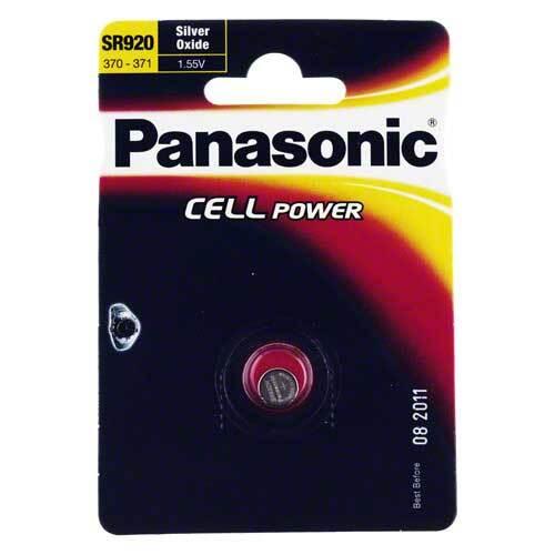 Batterien Knopfzelle SR 920 - 1