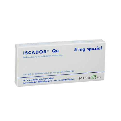 Iscador Qu 5 mg spezial Injektionslösung - 1