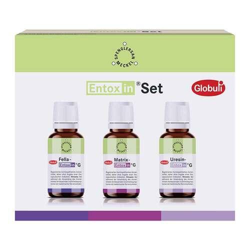 Entoxin Set G Globuli - 1