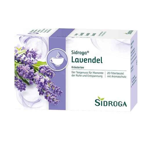 Sidroga Lavendel Tee Filterbeutel - 1
