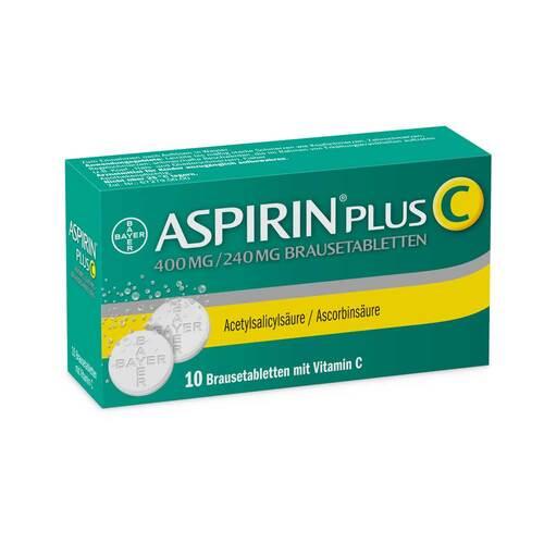 Aspirin plus C Brausetabletten - 1
