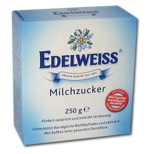 Edelweiss Milchzucker - 1