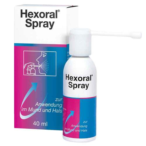 Hexoral Spray - 1