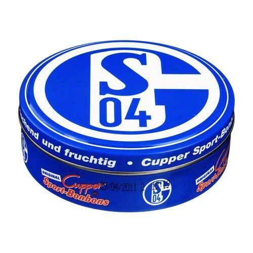 Cupper Sport Schalke 04 Bonbons - 1