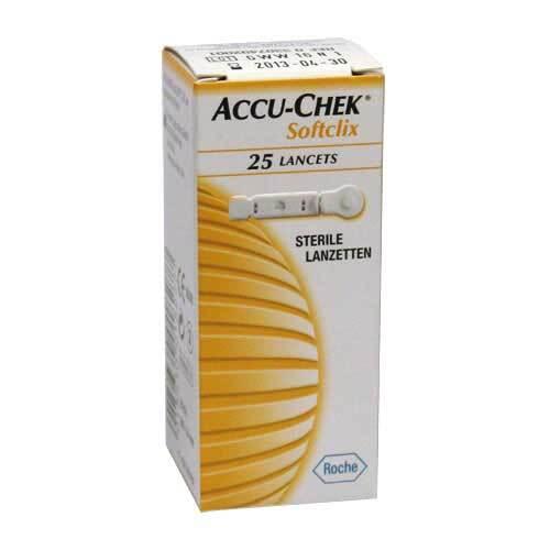 Accu Chek Softclix Lancet - 1
