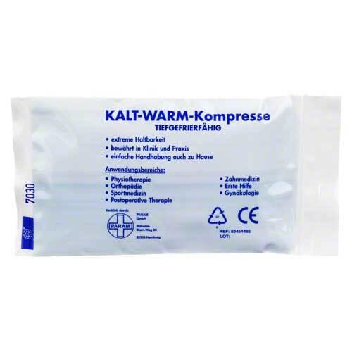 Kalt-Warm Kompresse 8x13 cm - 1