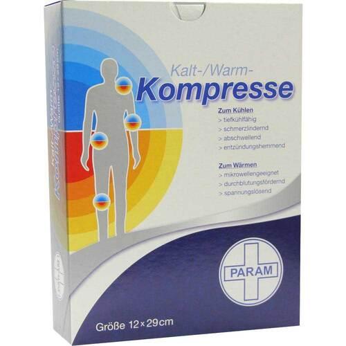 Kalt-Warm Kompresse 12x29 cm - 1