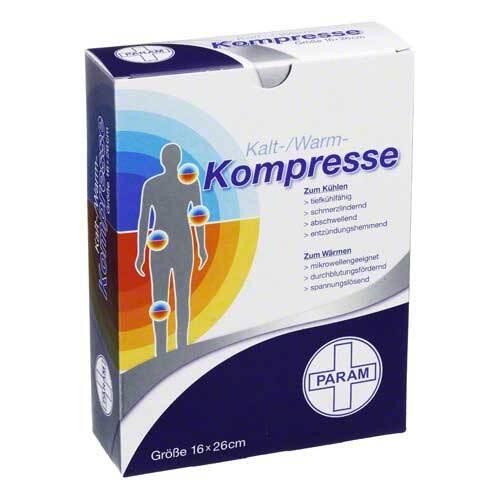 Kalt-Warm Kompresse 16x26 cm - 1