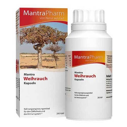 Mantra Weihrauch Kapseln Vitamin E Zink und Selen - 1