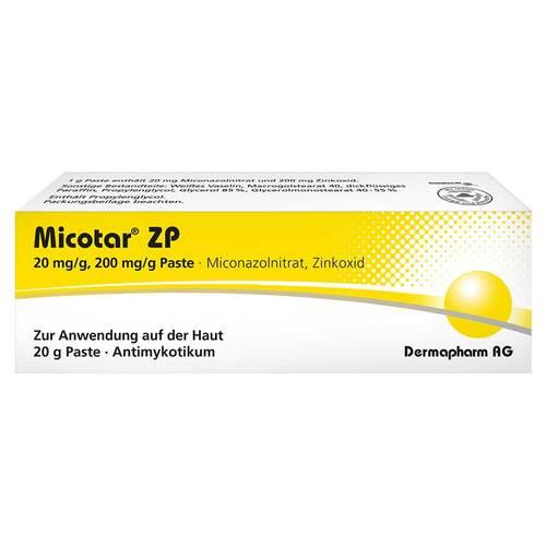 Micotar ZP Paste - 1