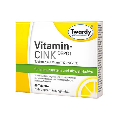 Vitamin Cink Depot Tabletten - 1