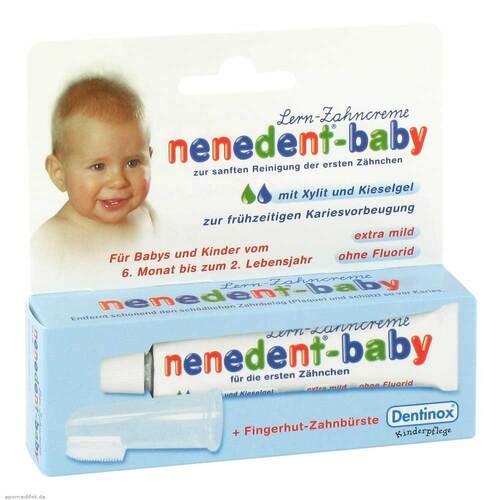 Nenedent Baby Zahnpflege Set - 1