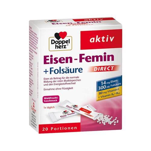 Doppelherz Eisen-Femin direct Pellets - 1