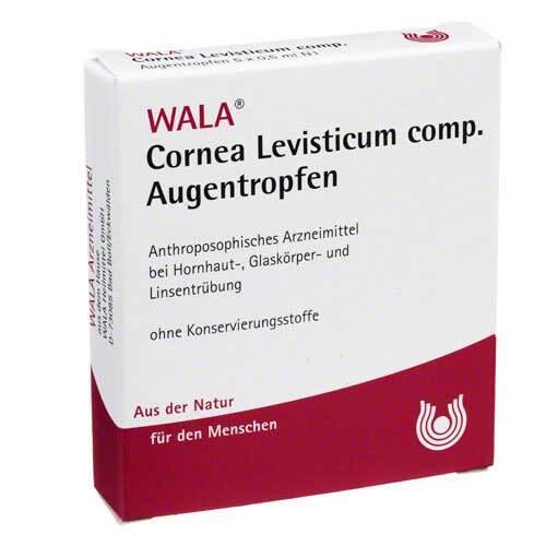 Cornea / Levisticum comp. Aug - 1