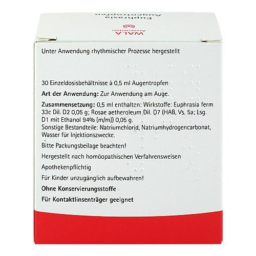 Euphrasia Augentropfen - 4