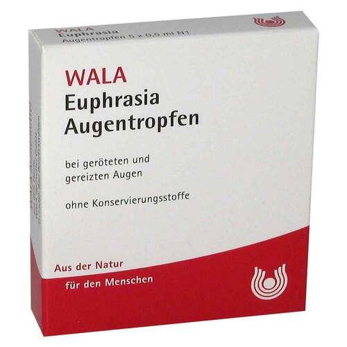 Euphrasia Augentropfen - 1