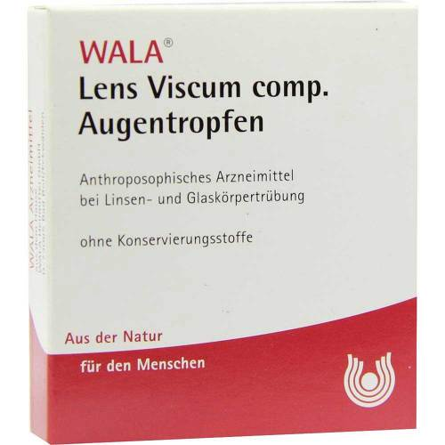 Lens Viscum comp. Augentropf - 1