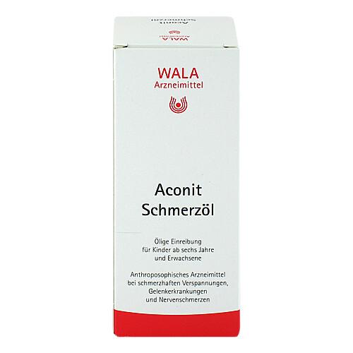 Aconit Schmerzöl - 4