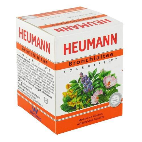 Heumann Bronchialtee Solubifix T - 1