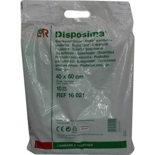 Disposima Krankenunterlage 40x60 - 1