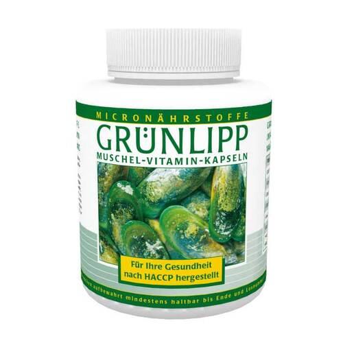 Grünlipp 400 mg + Vitamine Kapseln - 1