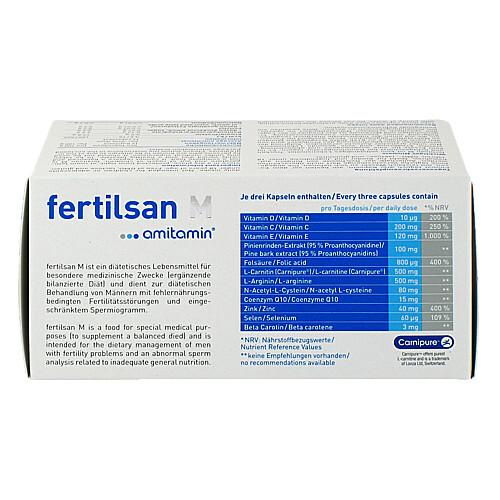 Amitamin fertilsan M Kapseln - 4