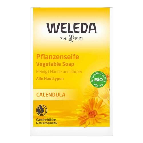 Weleda Calendula Pflanzenseife - 1