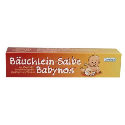 Bäuchlein Salbe Babynos - 1