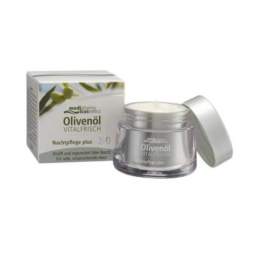 Olivenöl vitalfrisch Nachtpflege Creme - 1