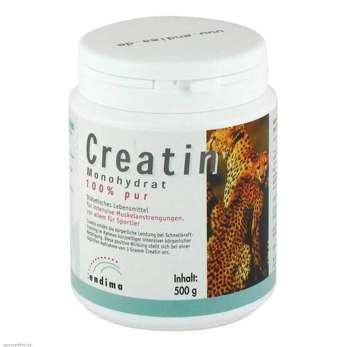 Creatin Monohydrat 100% Pur - 1