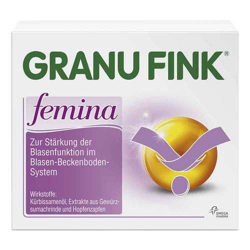 Granu Fink Femina Kapseln - 1