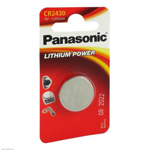 Batterien Lithium Zelle CR 2 - 1