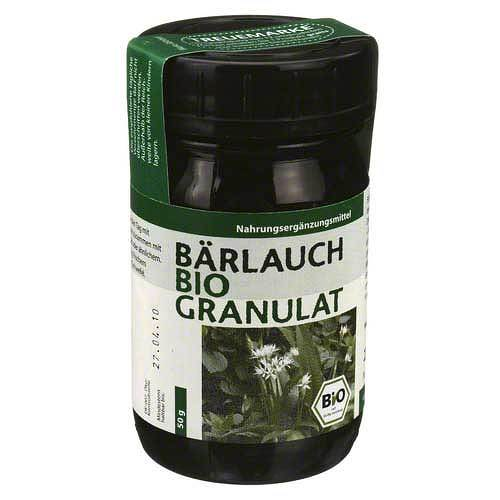 Bärlauch Bio Dr. Pandalis Granulat - 1