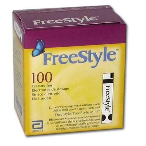Freestyle Teststreifen - 1