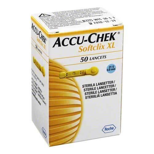 Accu Chek Softclix Lancet XL - 1