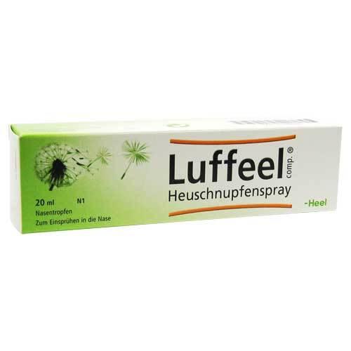 Luffeel comp.Heuschnupfen Nasenspray - 1