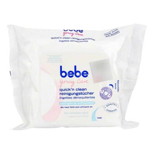 Bebe Young Care Erfrischende Reinig.Tücher NF - 1