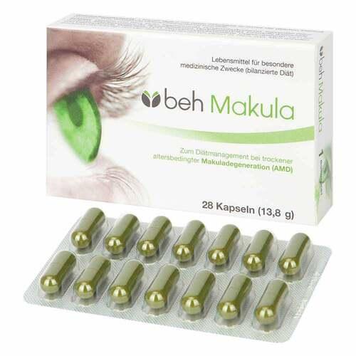 Beh Makula Kapseln - 1